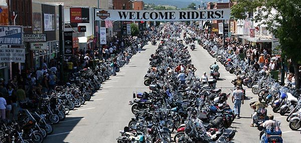 Bike Week 2009– Sturgis, South Dakota