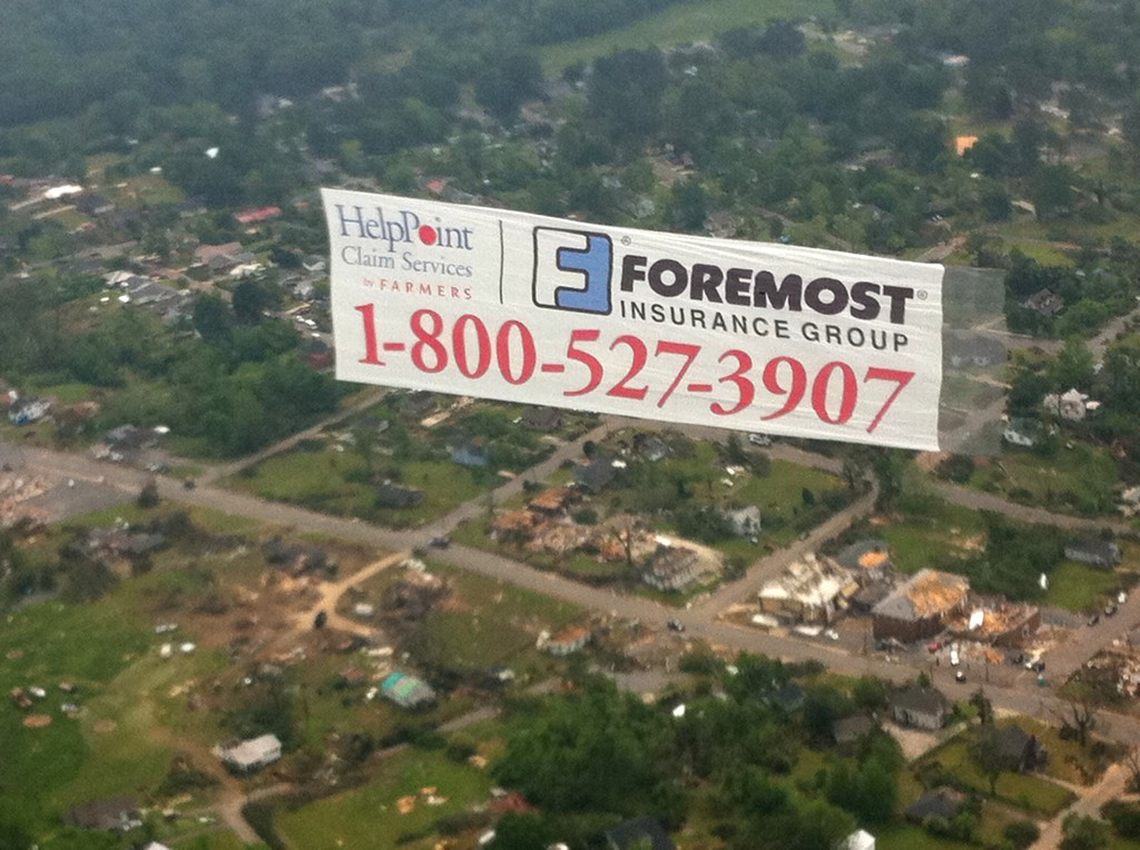 AirSign Helps With Alabama Disaster