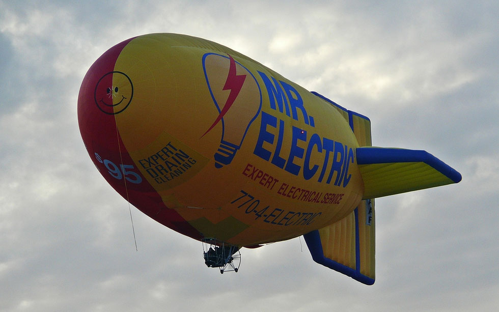 Mr. Electric Blimp